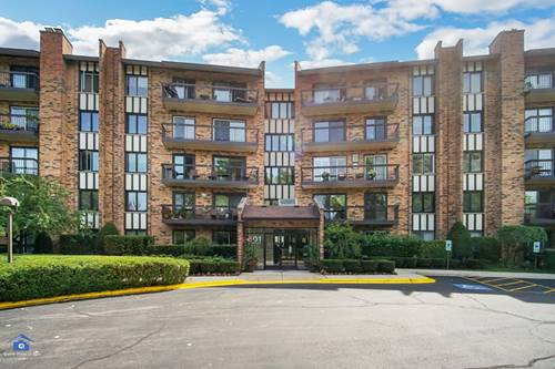 501 Lake Hinsdale Unit 207, Willowbrook, IL 60527