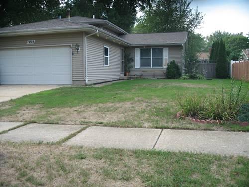 1019 Leawood, Joliet, IL 60431