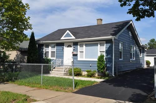 1324 Fairmount, Joliet, IL 60432