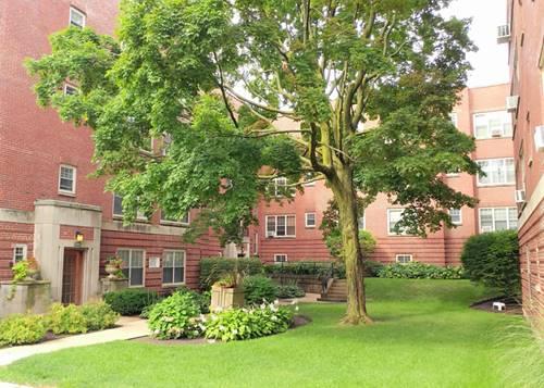 2732 Hampton Unit C3, Evanston, IL 60201