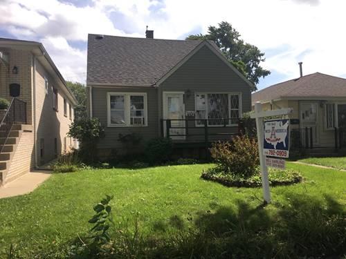 4329 N Sayre, Harwood Heights, IL 60706