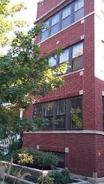2525 W Leland Unit 2, Chicago, IL 60625 Lincoln Square