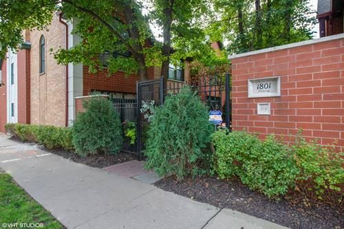 1801 W Diversey Unit 13, Chicago, IL 60614 West Lincoln Park