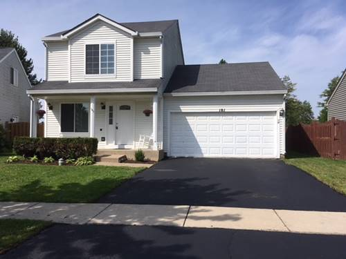 181 Bridlewood, Lake In The Hills, IL 60156