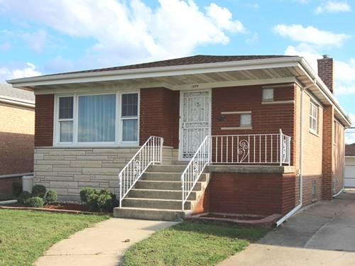 1459 Memorial, Calumet City, IL 60409