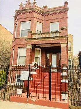 3567 W Belden, Chicago, IL 60647 Logan Square