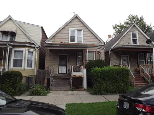 6127 S Bishop, Chicago, IL 60636 Englewood