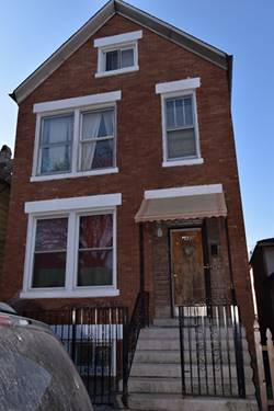 4432 S Honore, Chicago, IL 60609