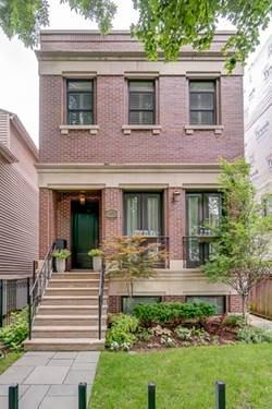 1834 W Barry, Chicago, IL 60657 West Lakeview