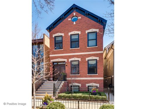 1809 N Sedgwick, Chicago, IL 60614 Lincoln Park