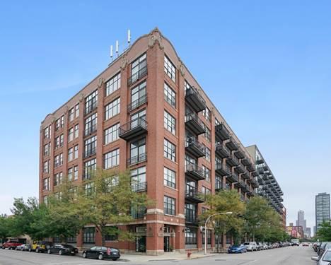 1250 W Van Buren Unit 405, Chicago, IL 60607