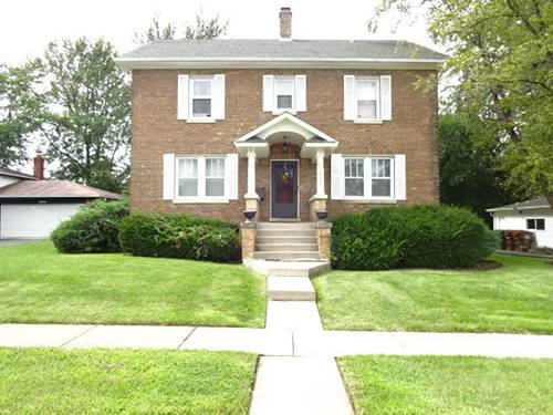 18330 Mulberry, Country Club Hills, IL 60478