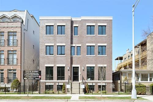 1236 W Diversey Unit 1E, Chicago, IL 60614 Lakeview