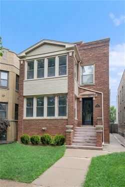2526 W Eastwood, Chicago, IL 60625 Lincoln Square