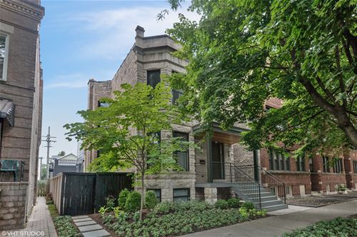 2171 W Giddings, Chicago, IL 60625 Lincoln Square