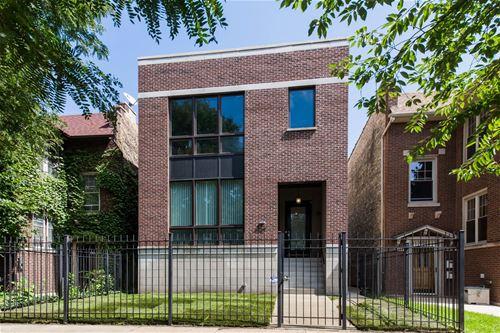 4261 N Wolcott, Chicago, IL 60613 North Center
