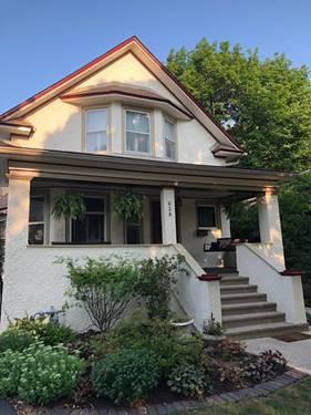 639 N Lombard, Oak Park, IL 60302