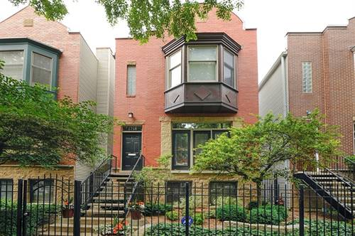 1718 W Huron, Chicago, IL 60622 Noble Square