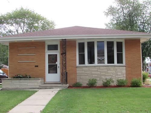 10445 S Keeler, Oak Lawn, IL 60453