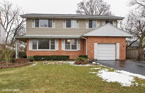 2521 Thornwood, Wilmette, IL 60091
