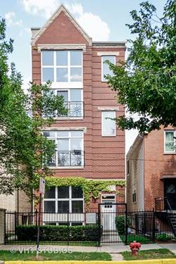 1632 W Erie Unit 1, Chicago, IL 60622 Noble Square