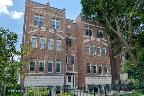 3927 N Greenview Unit 4S, Chicago, IL 60613 Lakeview