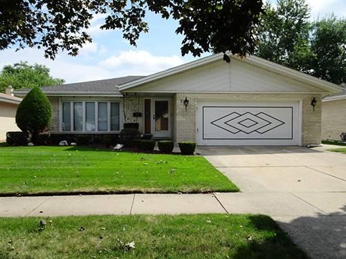 9821 S Kenneth, Oak Lawn, IL 60453