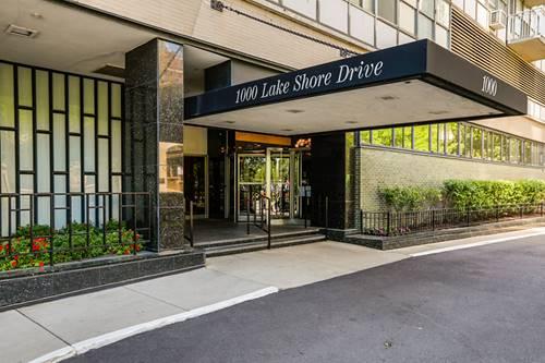 1000 N Lake Shore Unit 1501, Chicago, IL 60611 Gold Coast