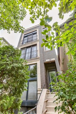 909 N Honore Unit 2, Chicago, IL 60622 Noble Square