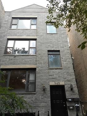 948 N Wolcott Unit 1, Chicago, IL 60622 Noble Square