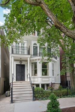1720 N Burling, Chicago, IL 60614 Lincoln Park