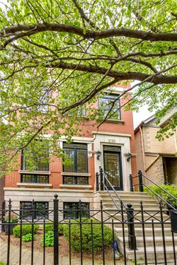 2720 N Bosworth, Chicago, IL 60614 West Lincoln Park