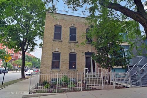 1501 W Ohio, Chicago, IL 60642 Noble Square