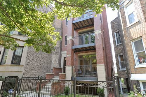 3738 N Clifton Unit 2, Chicago, IL 60613 Lakeview