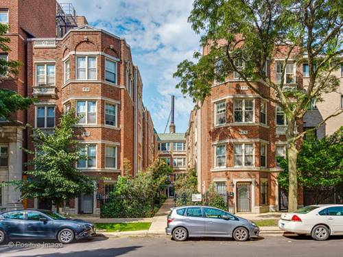 5404 N Kenmore Unit 3, Chicago, IL 60640 Edgewater