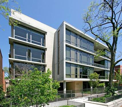 432 W Grant Unit 2W, Chicago, IL 60614 Lincoln Park