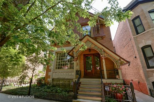 2017 W Walton, Chicago, IL 60622 Ukranian Village