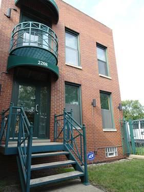 2208 W Hubbard, Chicago, IL 60612