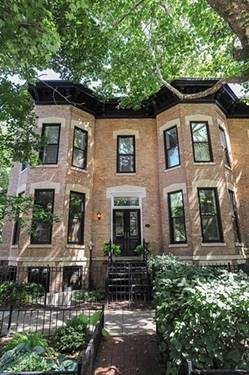 2243 N Cleveland, Chicago, IL 60614 Lincoln Park
