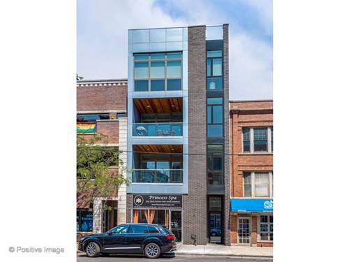 1338 W Belmont Unit 3, Chicago, IL 60657 Lakeview