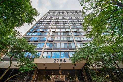 2754 N Hampden Unit 1401, Chicago, IL 60614 Lincoln Park