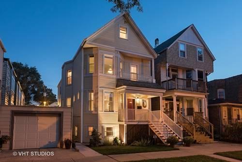 1909 W Eddy, Chicago, IL 60657 Roscoe Village