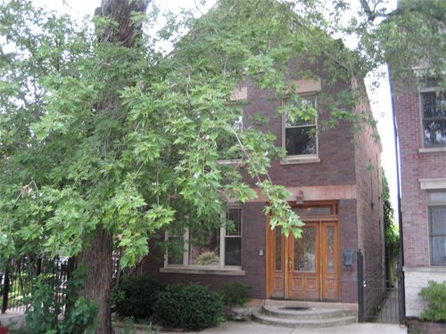 2016 N Honore, Chicago, IL 60614