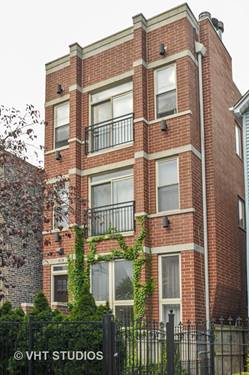 1618 N Campbell Unit 3, Chicago, IL 60647