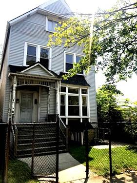 5035 S Indiana, Chicago, IL 60615