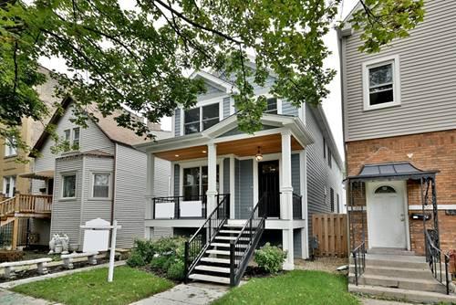 3352 W Warner, Chicago, IL 60616