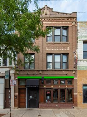 2333 N Milwaukee Unit 3, Chicago, IL 60647 Logan Square
