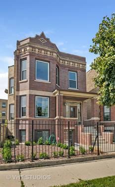 1138 N Kedzie, Chicago, IL 60651