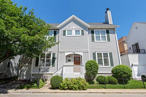2847-B N Wolcott, Chicago, IL 60657 West Lakeview