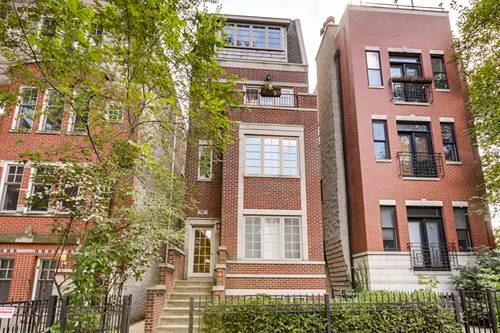 931 W Wolfram Unit 3, Chicago, IL 60657 Lakeview